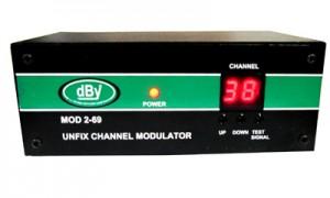 MODULATOR DBY 2-69