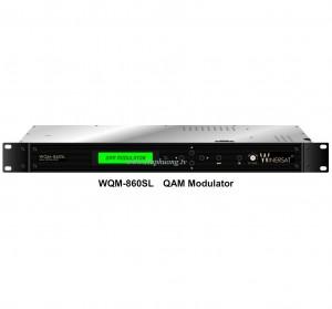 WQM - 860SL QAM Modulator